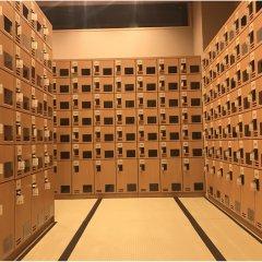 Отель Onyado Nono Asakusa Япония, Токио - отзывы, цены и фото номеров - забронировать отель Onyado Nono Asakusa онлайн ванная