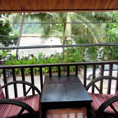 Отель Mekong Sunset Guesthouse балкон
