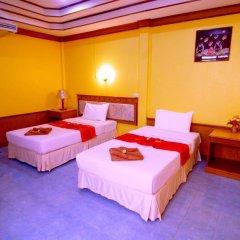 Отель Dream Team Beach Resort Таиланд, Ланта - отзывы, цены и фото номеров - забронировать отель Dream Team Beach Resort онлайн комната для гостей фото 5