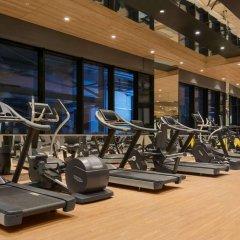 Отель Hawthorn Suites by Wyndham Istanbul Europe фитнесс-зал