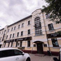 Гостиница Кристина-А парковка
