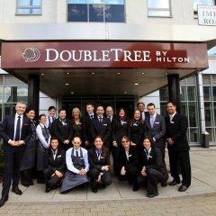 Отель DoubleTree by Hilton Hotel London - Chelsea Великобритания, Лондон - 1 отзыв об отеле, цены и фото номеров - забронировать отель DoubleTree by Hilton Hotel London - Chelsea онлайн помещение для мероприятий