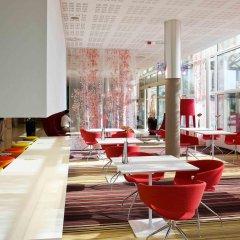Отель Novotel Budapest City гостиничный бар