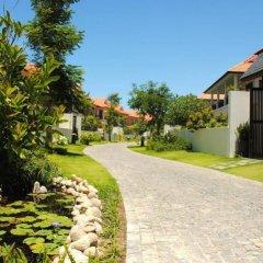 Отель Secret Garden Villas-Furama Beach Danang парковка