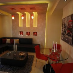 Отель Aqarco Shmaisani Apartment Иордания, Амман - отзывы, цены и фото номеров - забронировать отель Aqarco Shmaisani Apartment онлайн фото 3