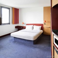 Отель Novotel Suites Berlin City Potsdamer Platz комната для гостей фото 4