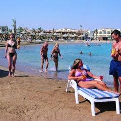 Отель Club Azur Resort Египет, Хургада - 2 отзыва об отеле, цены и фото номеров - забронировать отель Club Azur Resort онлайн пляж фото 2