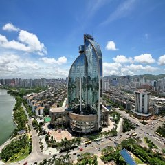 Kempinski Hotel Xiamen балкон