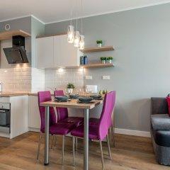 Отель P&O Apartments Ordona Польша, Варшава - отзывы, цены и фото номеров - забронировать отель P&O Apartments Ordona онлайн комната для гостей фото 4
