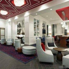 Отель Hampton Inn - Washington DC/White House интерьер отеля фото 3