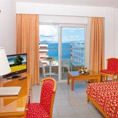 Отель Athena Родос комната для гостей фото 4