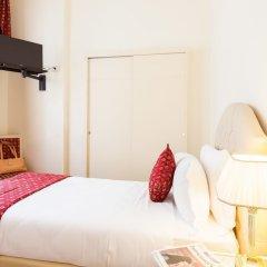 Radisson Blu GHR Hotel, Rome сейф в номере