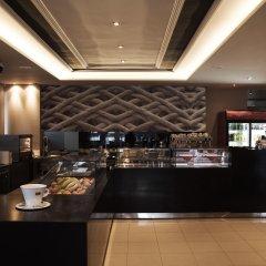 Hellinis Hotel Афины интерьер отеля
