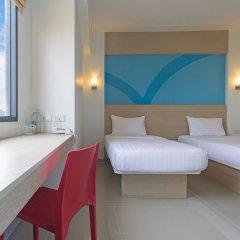 Отель Hop Inn Krabi Таиланд, Краби - отзывы, цены и фото номеров - забронировать отель Hop Inn Krabi онлайн комната для гостей фото 2