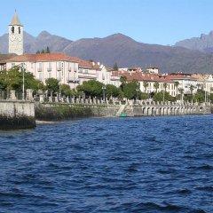 Отель Residence Dei Fiori Бавено приотельная территория