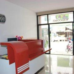 Апартаменты K&J Apartment Паттайя комната для гостей фото 3