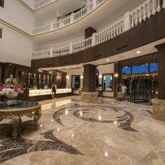 Oz Hotels SUI Турция, Аланья - 1 отзыв об отеле, цены и фото номеров - забронировать отель Oz Hotels SUI - All Inclusive онлайн интерьер отеля