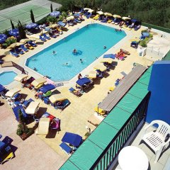 Kapetanios Bay Hotel пляж фото 2