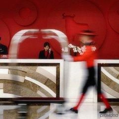 Отель InterContinental Shenzhen Китай, Шэньчжэнь - отзывы, цены и фото номеров - забронировать отель InterContinental Shenzhen онлайн фитнесс-зал фото 2