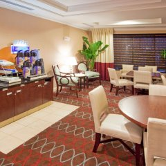 Отель Holiday Inn Express-Washington DC питание