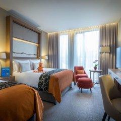 Clayton Hotel Chiswick комната для гостей