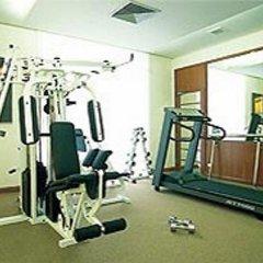Отель Centre Point Saladaeng Бангкок фитнесс-зал фото 3