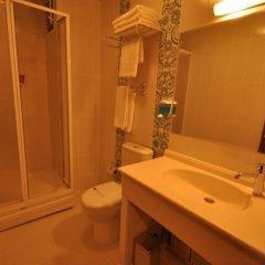Grand Anzac Hotel Турция, Канаккале - отзывы, цены и фото номеров - забронировать отель Grand Anzac Hotel онлайн ванная фото 2