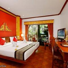 Отель Kata Palm Resort & Spa комната для гостей