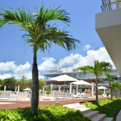Maya Villa Condo Hotel And Beach Club Плая-дель-Кармен бассейн фото 3