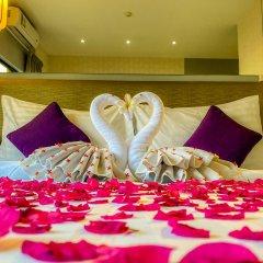 Отель Sino Imperial Phuket Таиланд, Пхукет - отзывы, цены и фото номеров - забронировать отель Sino Imperial Phuket онлайн комната для гостей фото 5