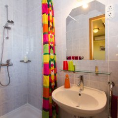 Отель Budavar Pension ванная фото 2