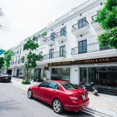 Ha Long Trendy Hotel парковка