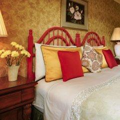 Отель Polkerris Bed & Breakfast Ямайка, Монтего-Бей - отзывы, цены и фото номеров - забронировать отель Polkerris Bed & Breakfast онлайн комната для гостей фото 2