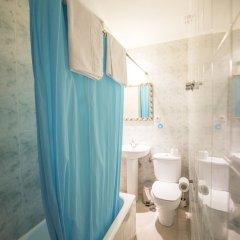 Отель Hostal La Plata ванная фото 2
