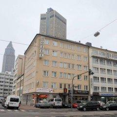 Fair Hotel Europaallee парковка