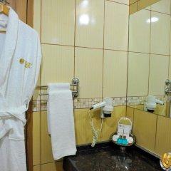 Volley Hotel Ankara Турция, Анкара - отзывы, цены и фото номеров - забронировать отель Volley Hotel Ankara онлайн ванная