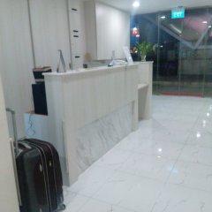 Отель Jayleen Clarke Quay Сингапур интерьер отеля