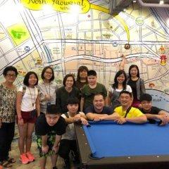 Nornyaowarat Hostel Бангкок развлечения