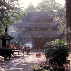 Sheraton Chengdu Lido Hotel фото 3