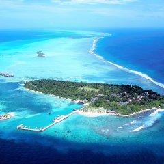 Отель Adaaran Select Hudhuranfushi Остров Гасфинолу пляж