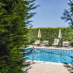Отель Villa Daphne Джардини Наксос бассейн фото 3