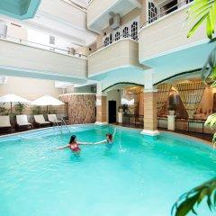 Отель Palm Beach Hotel Вьетнам, Нячанг - 1 отзыв об отеле, цены и фото номеров - забронировать отель Palm Beach Hotel онлайн бассейн фото 2