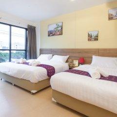 Отель Viva Residence Таиланд, Бангкок - отзывы, цены и фото номеров - забронировать отель Viva Residence онлайн сейф в номере