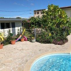 Отель Ahitea Lodge бассейн фото 3