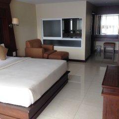 Отель August Suites Pattaya Паттайя комната для гостей фото 7