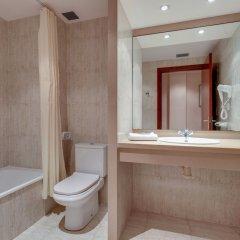 Отель Gran Garbi Mar Испания, Льорет-де-Мар - отзывы, цены и фото номеров - забронировать отель Gran Garbi Mar онлайн ванная фото 3