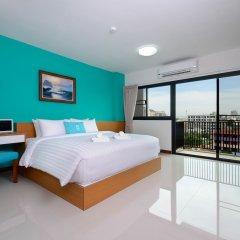 Отель SiRi Ratchada Bangkok Таиланд, Бангкок - отзывы, цены и фото номеров - забронировать отель SiRi Ratchada Bangkok онлайн комната для гостей фото 2