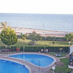 Отель ELE La Perla Испания, Мотрил - отзывы, цены и фото номеров - забронировать отель ELE La Perla онлайн пляж