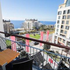 Отель Torres Forum Plus Португалия, Фуншал - отзывы, цены и фото номеров - забронировать отель Torres Forum Plus онлайн балкон