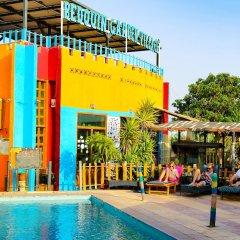 Отель Bedouin Garden Village бассейн